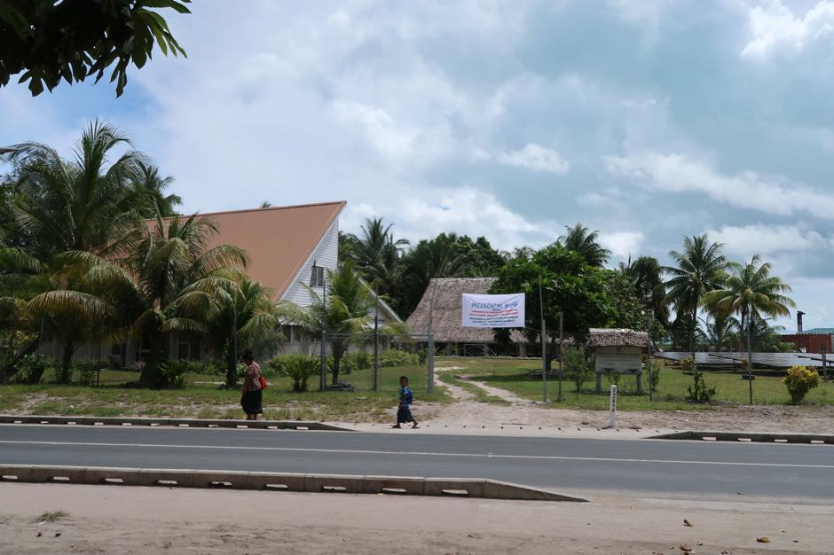 Te Umwanibong, Kiribati Museum and Cultural Centre
