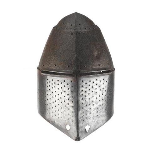 Pembridge Helm, 14th century, Image © National Museums Scotland
