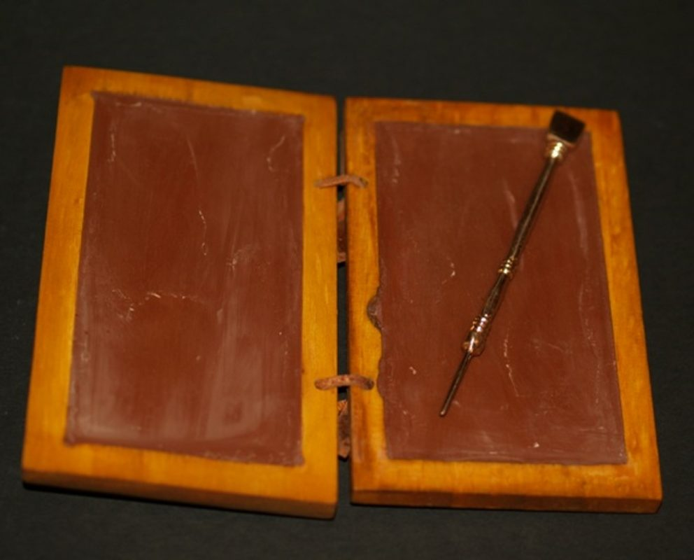 Renaissance Writing Tablet, Image © National Museums Scotland