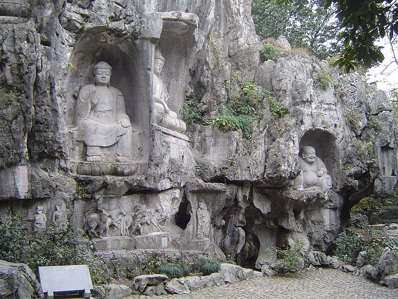 Lingyin grotto