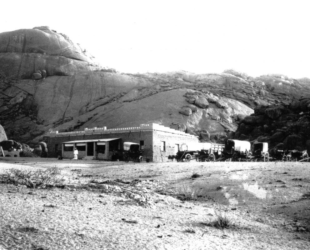 Spitzkoppe 1896
