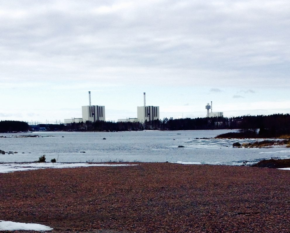 Uncertainty knowledge exchange at Forsmark nuclear facility.
